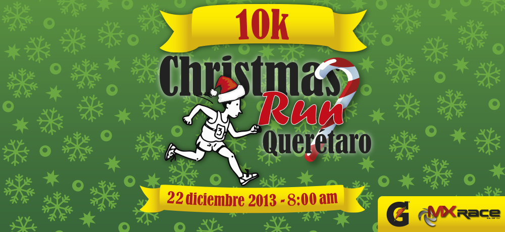 Christmas Run Querétaro