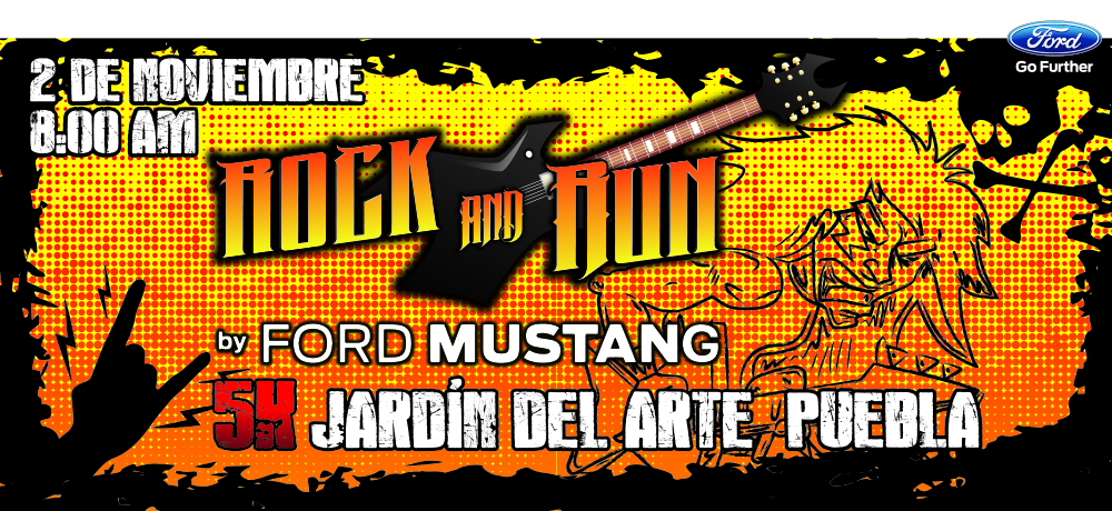 ROCK & RUN SERIES PUEBLA