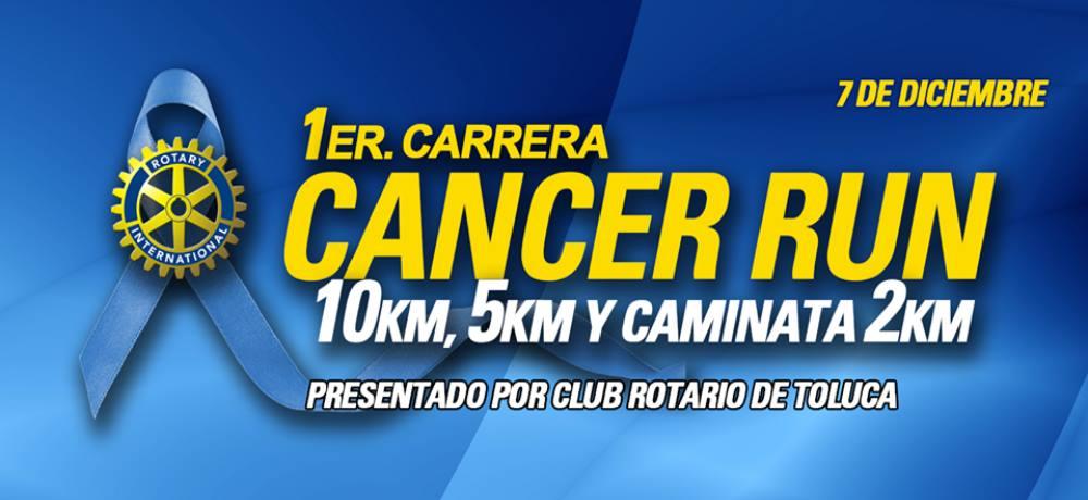 1er carrera cancer run 5k 10k