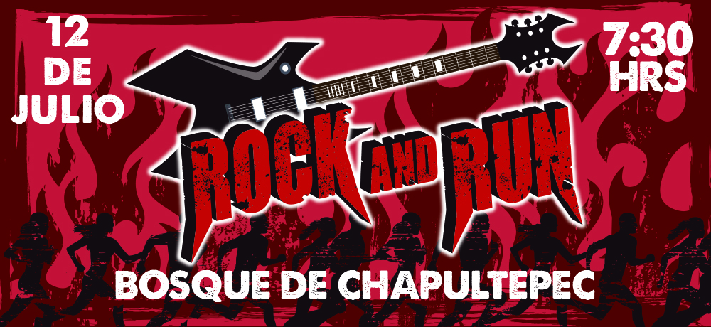 ROCK AND RUN DF
