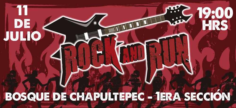 ROCK AND RUN DF