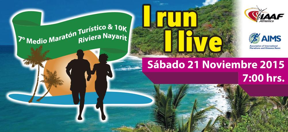 Medio Maraton Riviera Nayarit