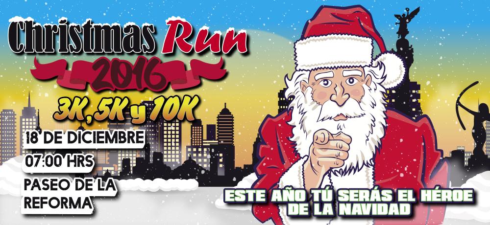 """CHRISTMAS RUN 2016"""