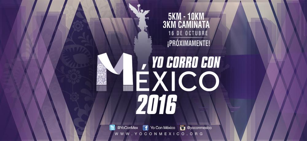 Yo Corro con México 2016