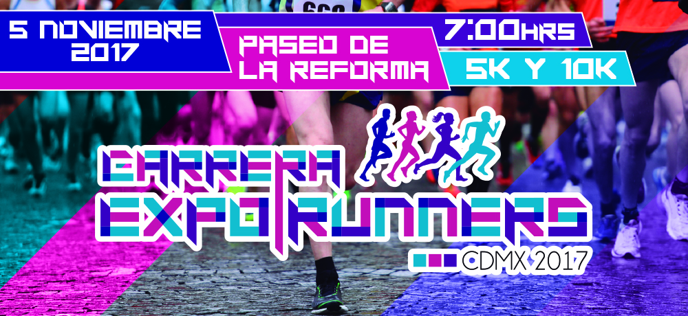 CARRERA ATLETICA EXPO RUNNERS