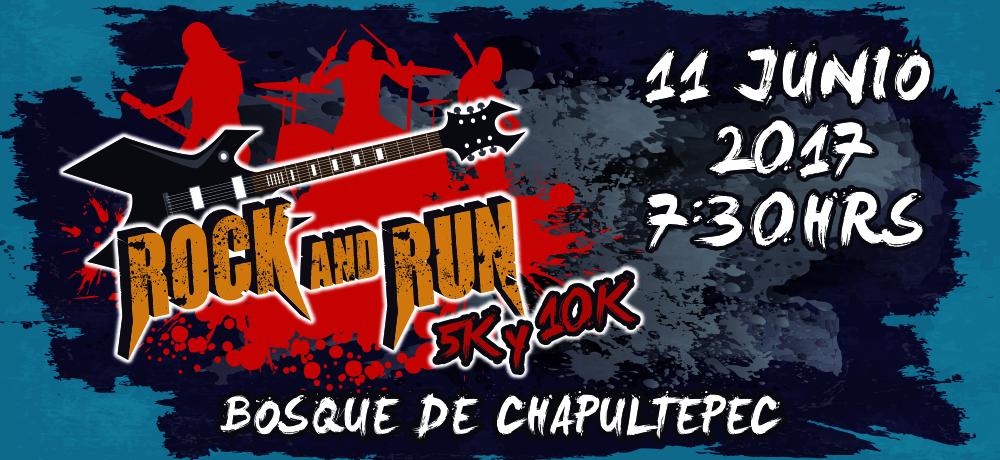 ROCK AND RUN 2017
