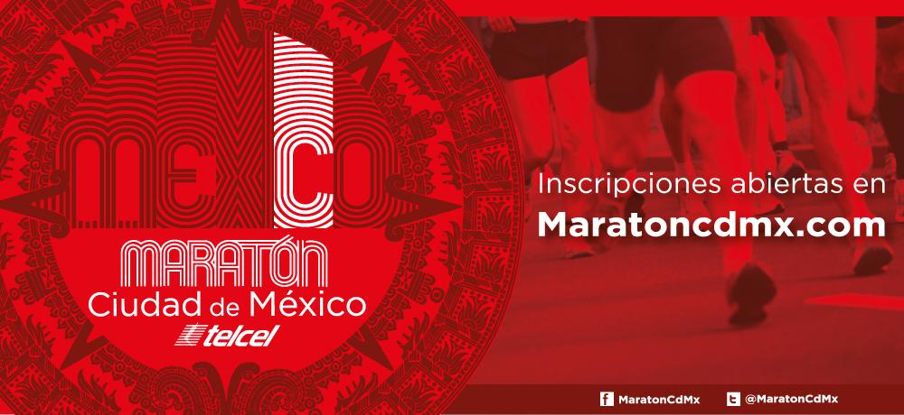 Maratón Ciudad de México Telcel 2017