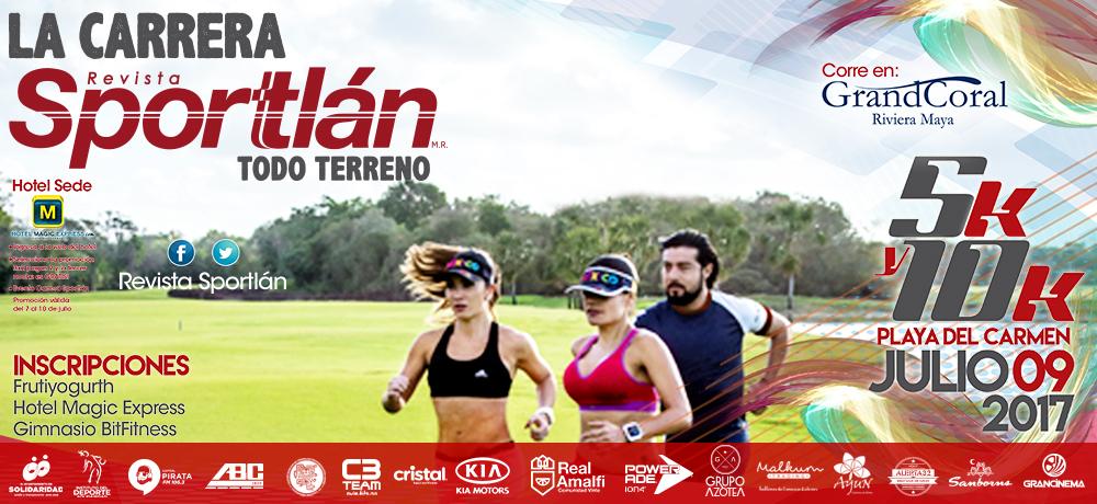 CARRERA SPORTLÁN 5K Y 10K 2017