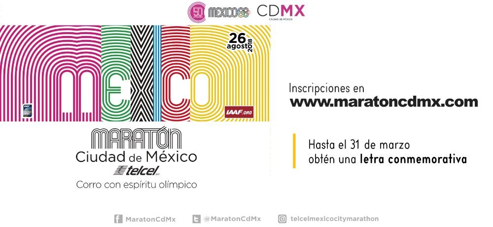 maraton cdmx