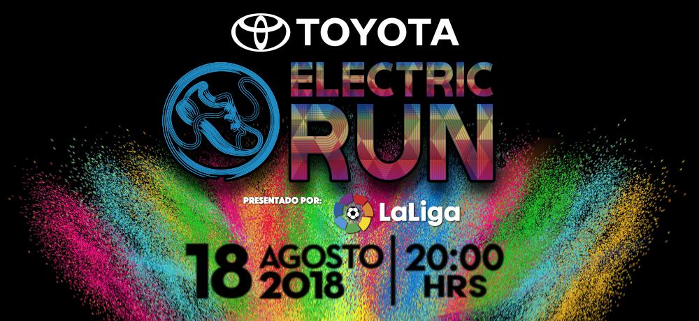 Electric Run México 2018