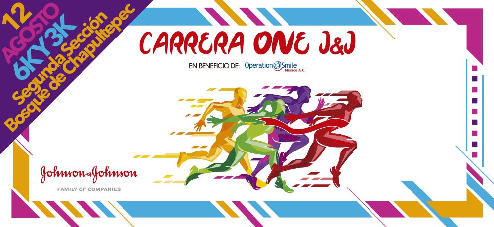 Carrera ONE Johnson & Johnson 2018