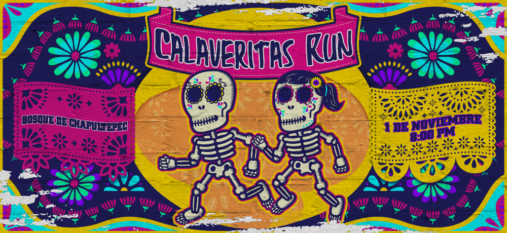 CALAVERITAS RUN 2018