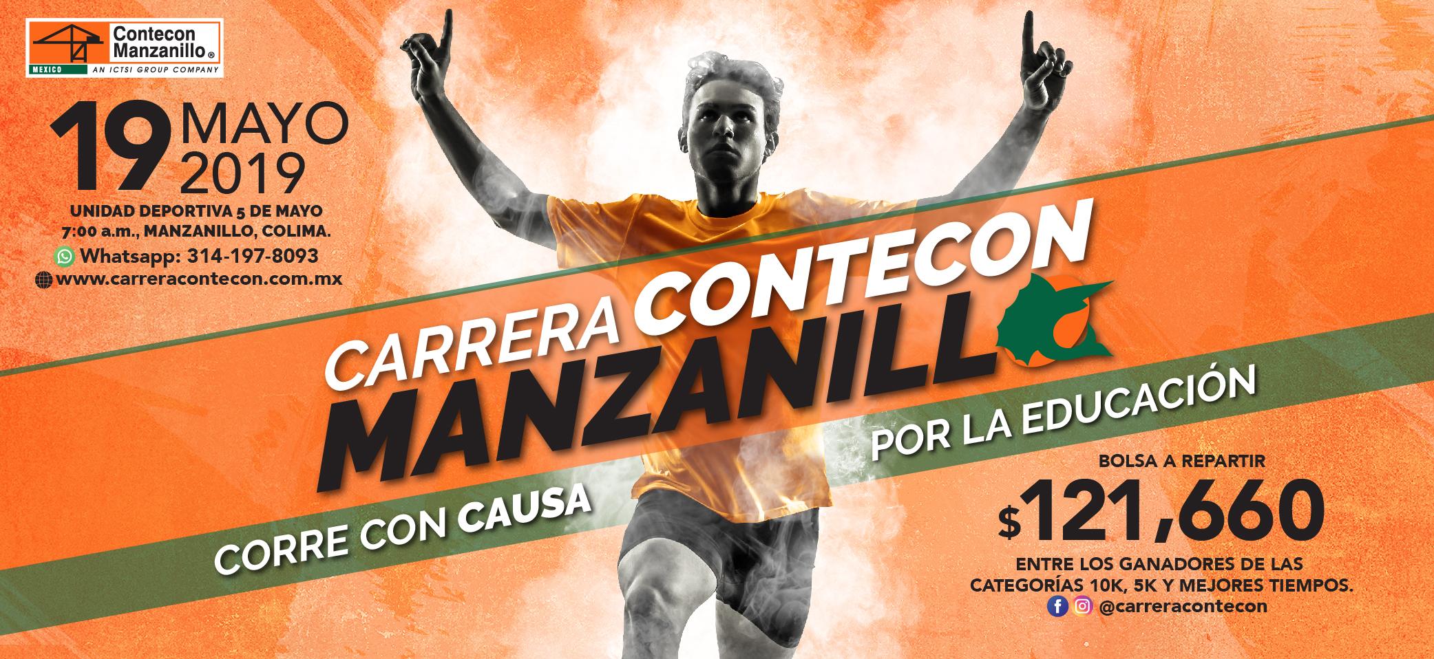 CARRERA CONTECON 2019