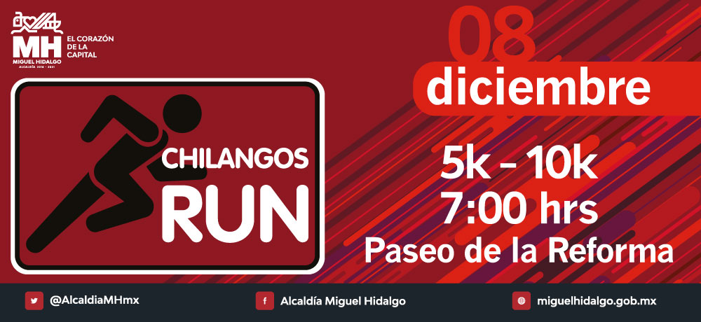 CARRERA CHILANGOS RUN