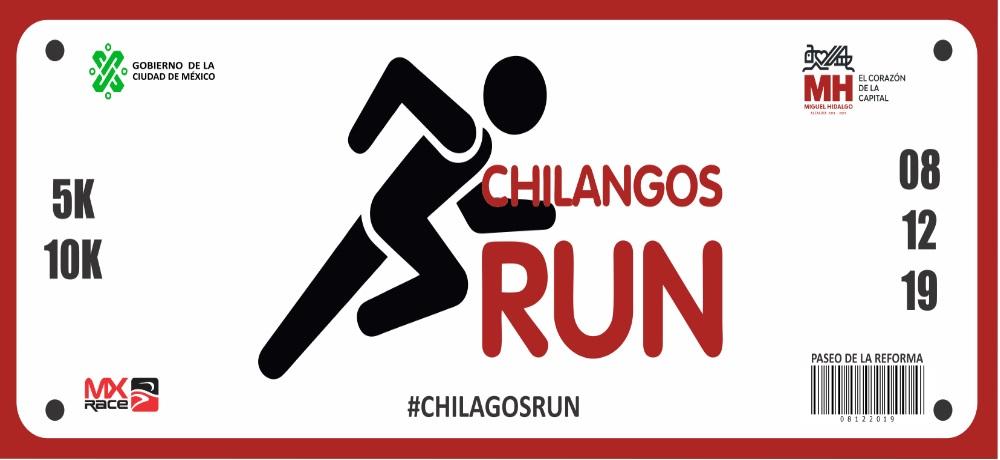 CARRERA CHILANGOS RUN