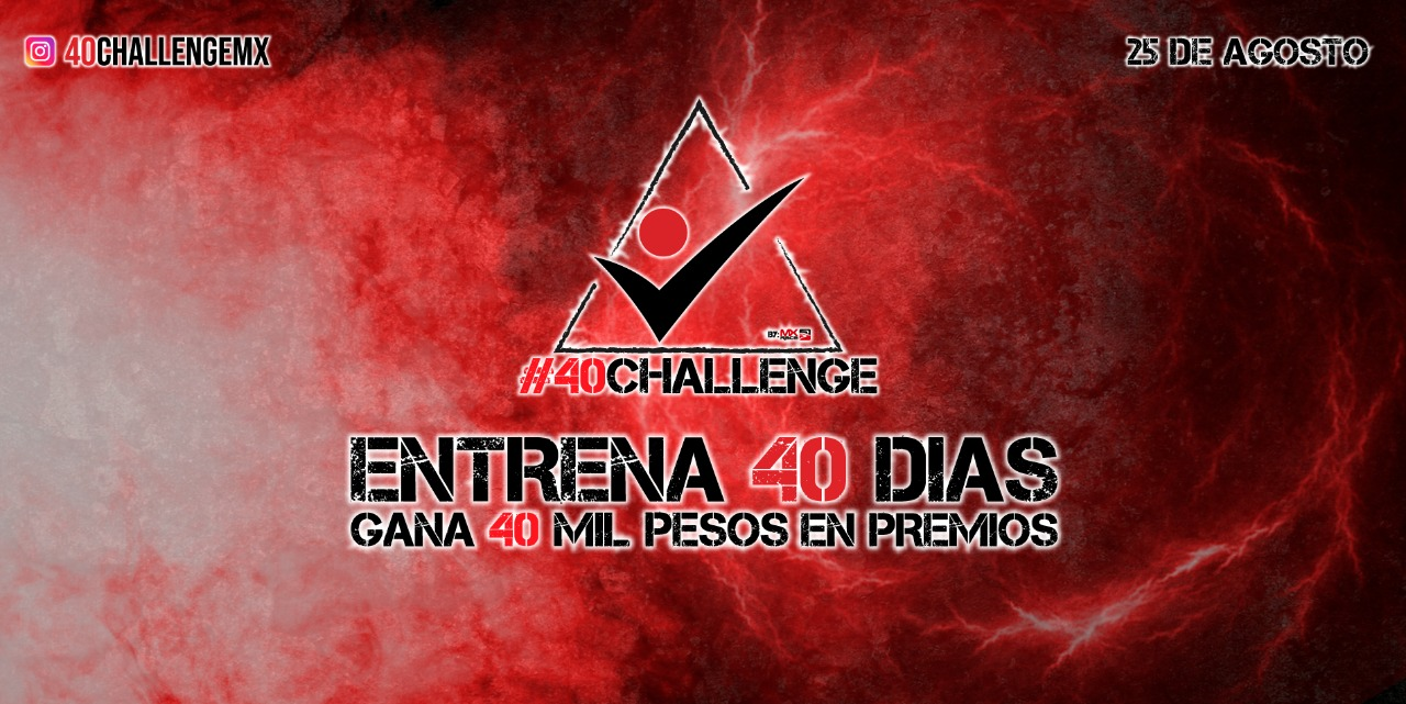 40 challenge